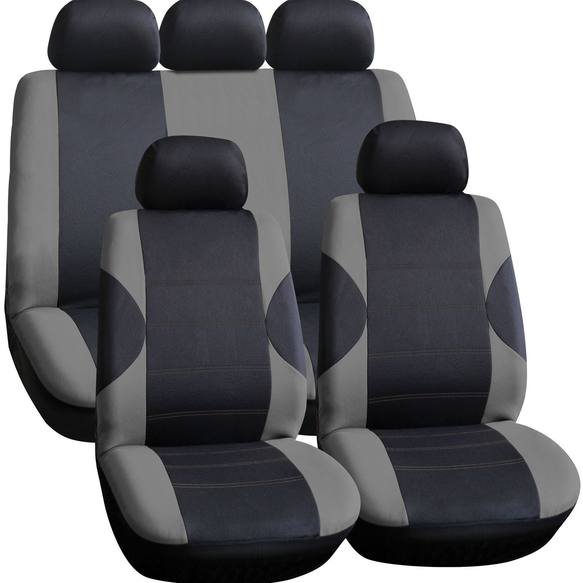 Image of Arkansas Seat Cover Set