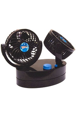 Cyclone 2 Twin Oscillating Power Fan