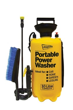 Portawasher/Portable Power Sprayer 10L