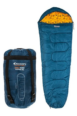 Discovery Adventures Mummy Sleeping Bag