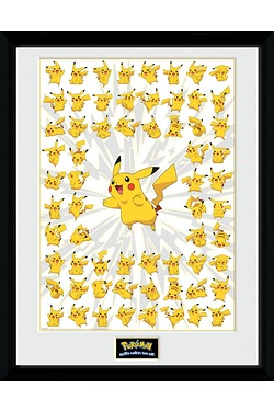 Pokemon Pikachu Collectors Print