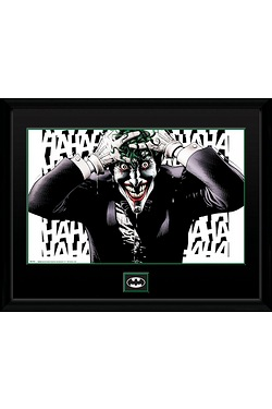 DC Comics Killing Joke Collectors Print