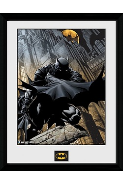 DC Comics Batman Stalker Collectors Print