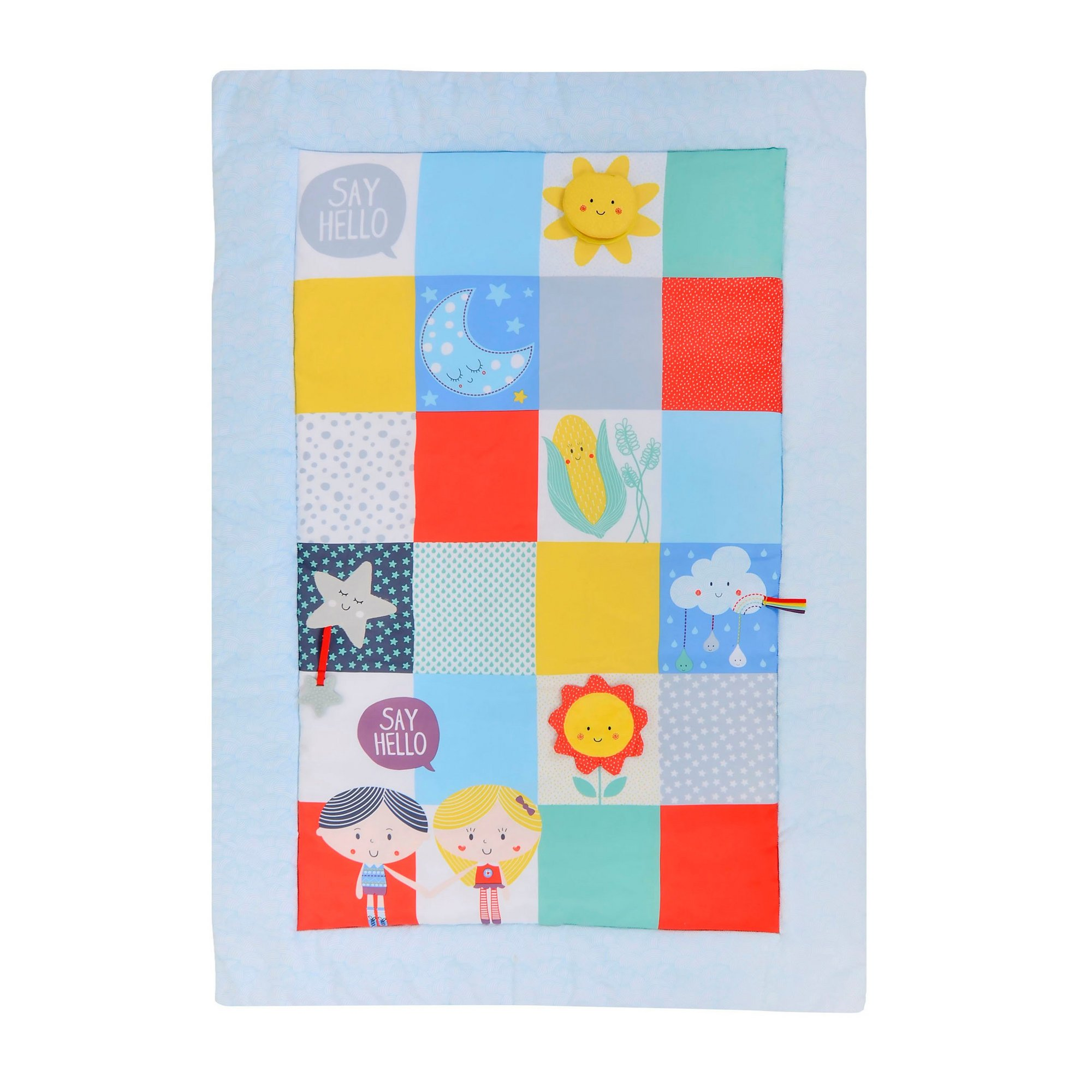 Image of Patchwork Activity Mat