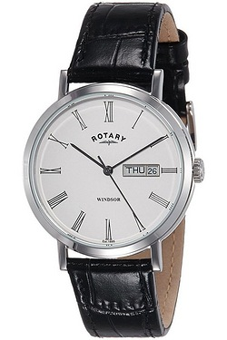 Rotary Gents Windsor Black Watch