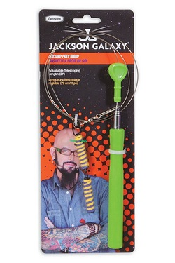 Jackson Galaxy Ground Wand With Toy