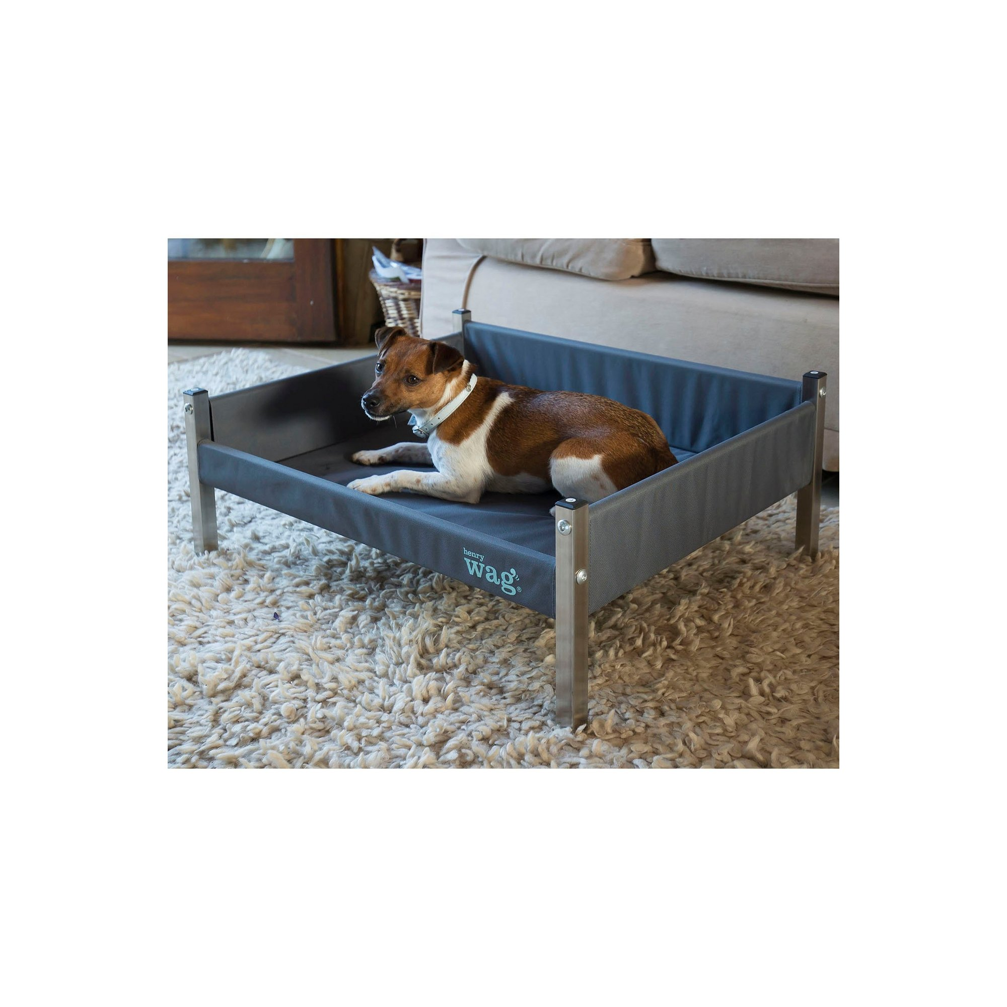 Image of Henry Wag Elevated Dog Bed