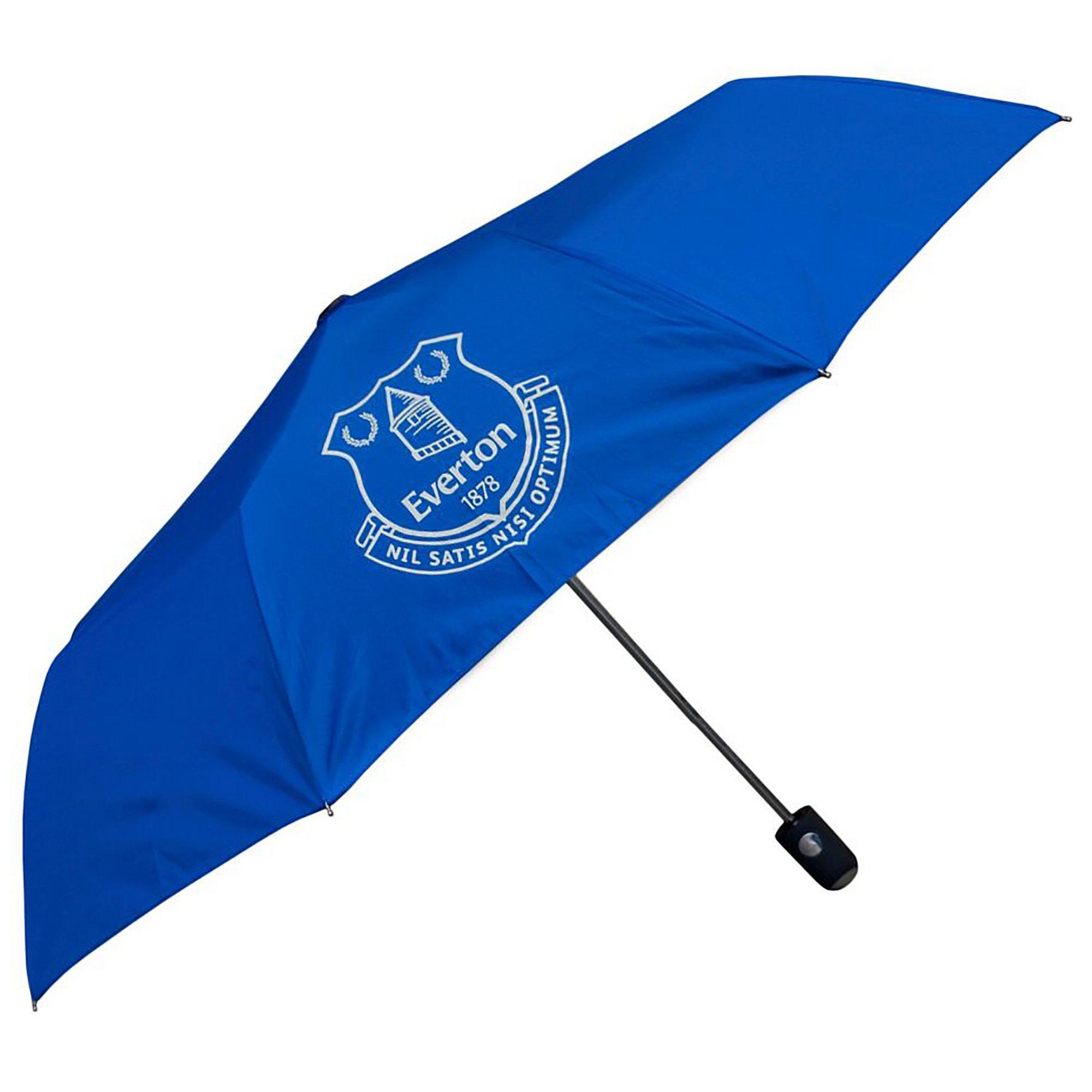 Image of Everton FC Mini Automatic Umbrella