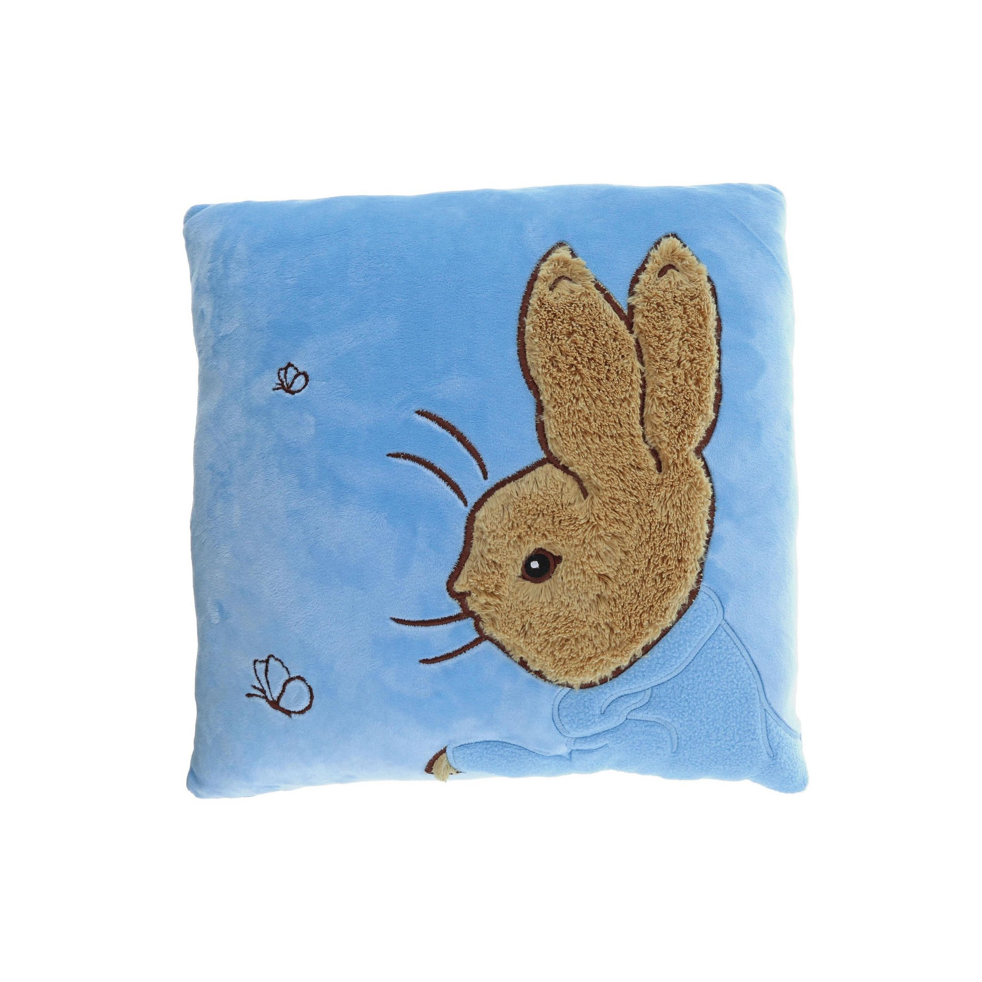 Image of Gund Peter Rabbit Cushion