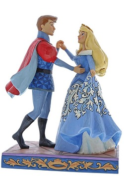 Disney Traditions Sleeping Beauty Swept Up in the Moment