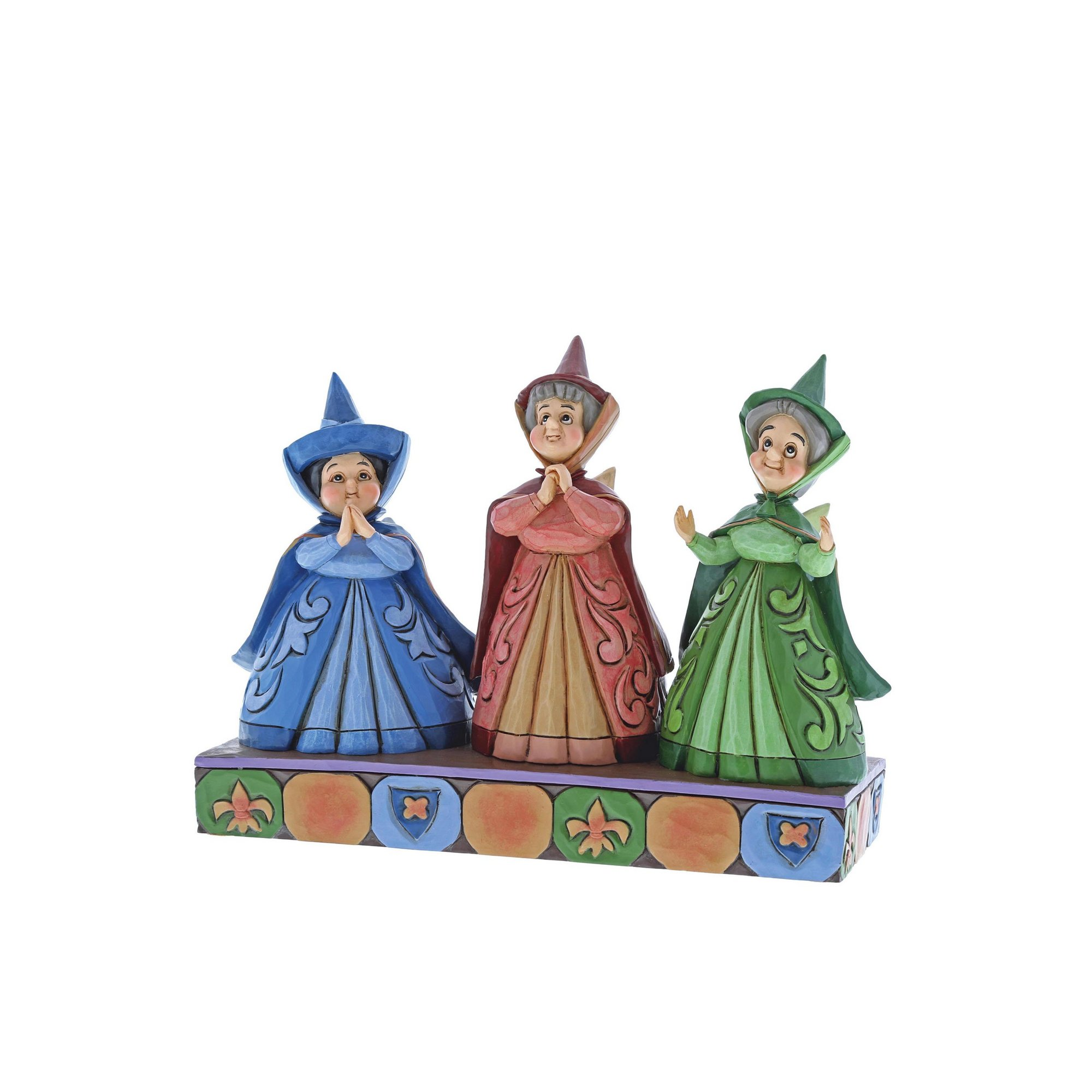 Image of Royal Guests Three Fairies - Disney Traditions