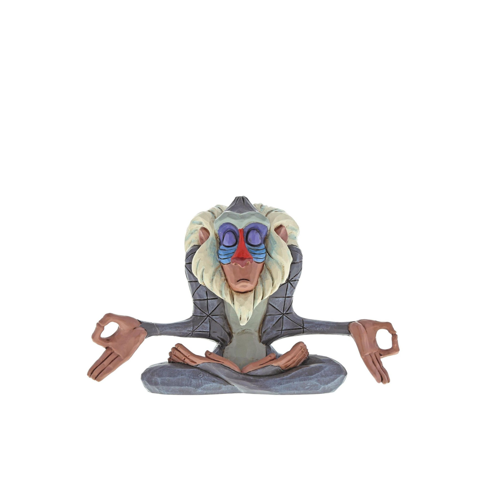 Image of Rafiki Mini Figurine - Disney Traditions