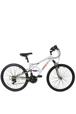 "Muddyfox Inspire 26"" Ladies Dual Suspension"