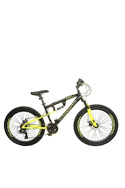 Muddyfox Nevada 26&#34 Gents Dual Suspension D/Disc