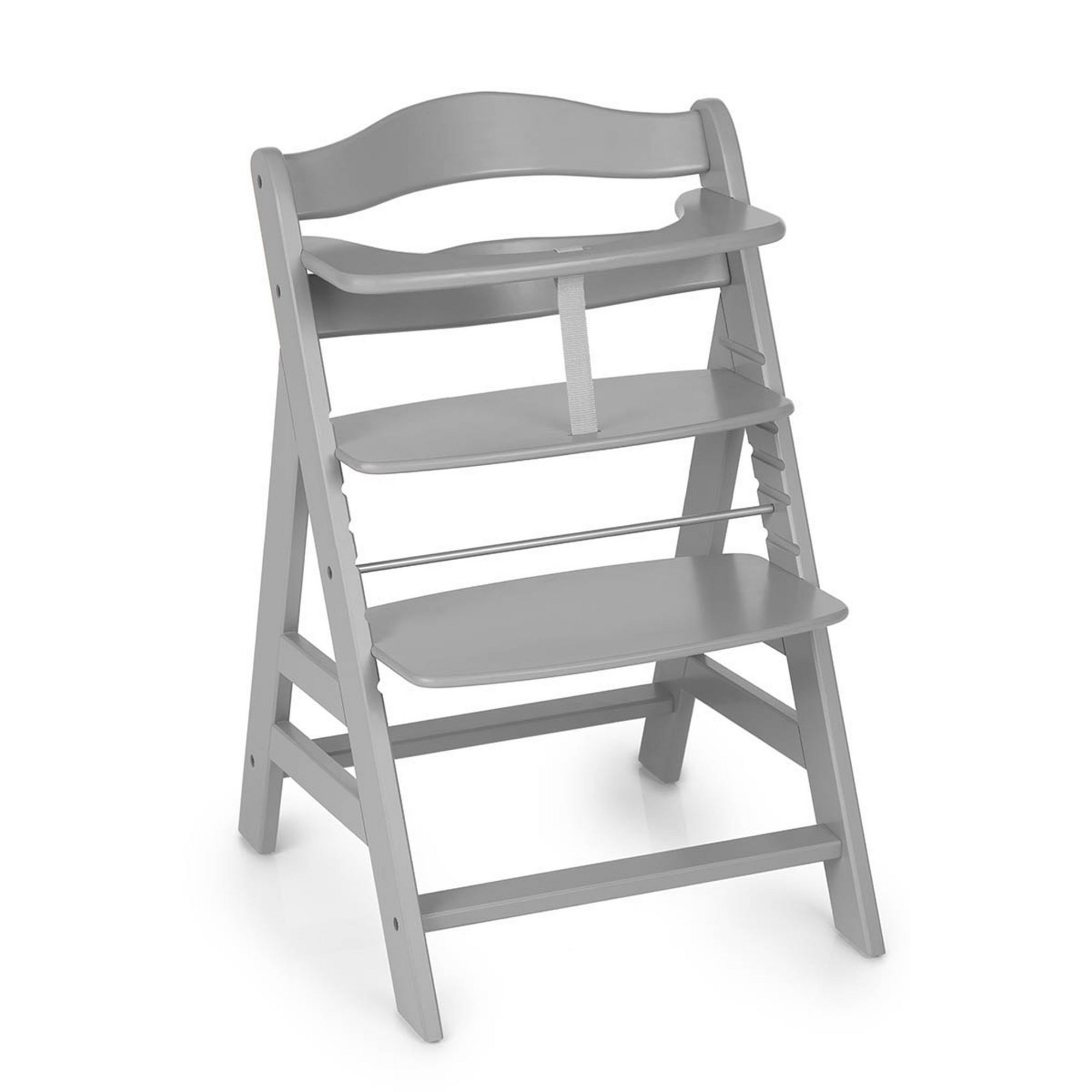 Image of Hauck Alpha+ Wooden Highchair
