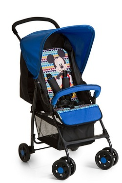 Disney Sport Pushchair - Mickey Geo Blue