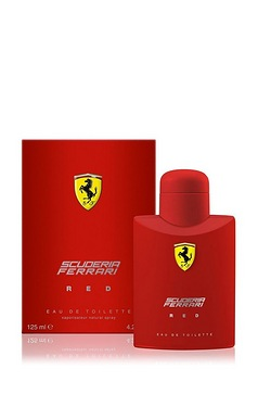 Ferrari Red 125ml EDT