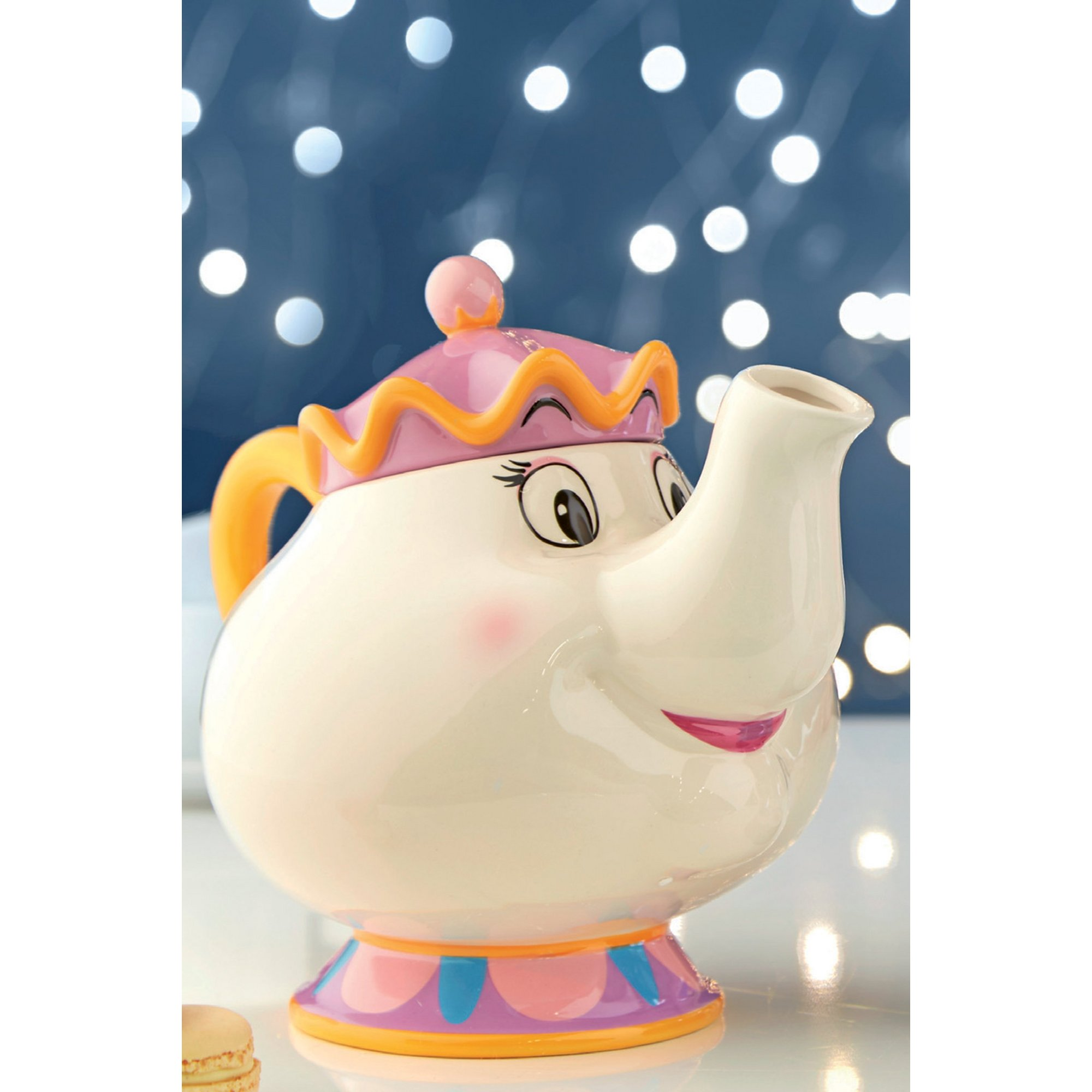 Image of Beauty and the Beast Mrs Potts Teapot