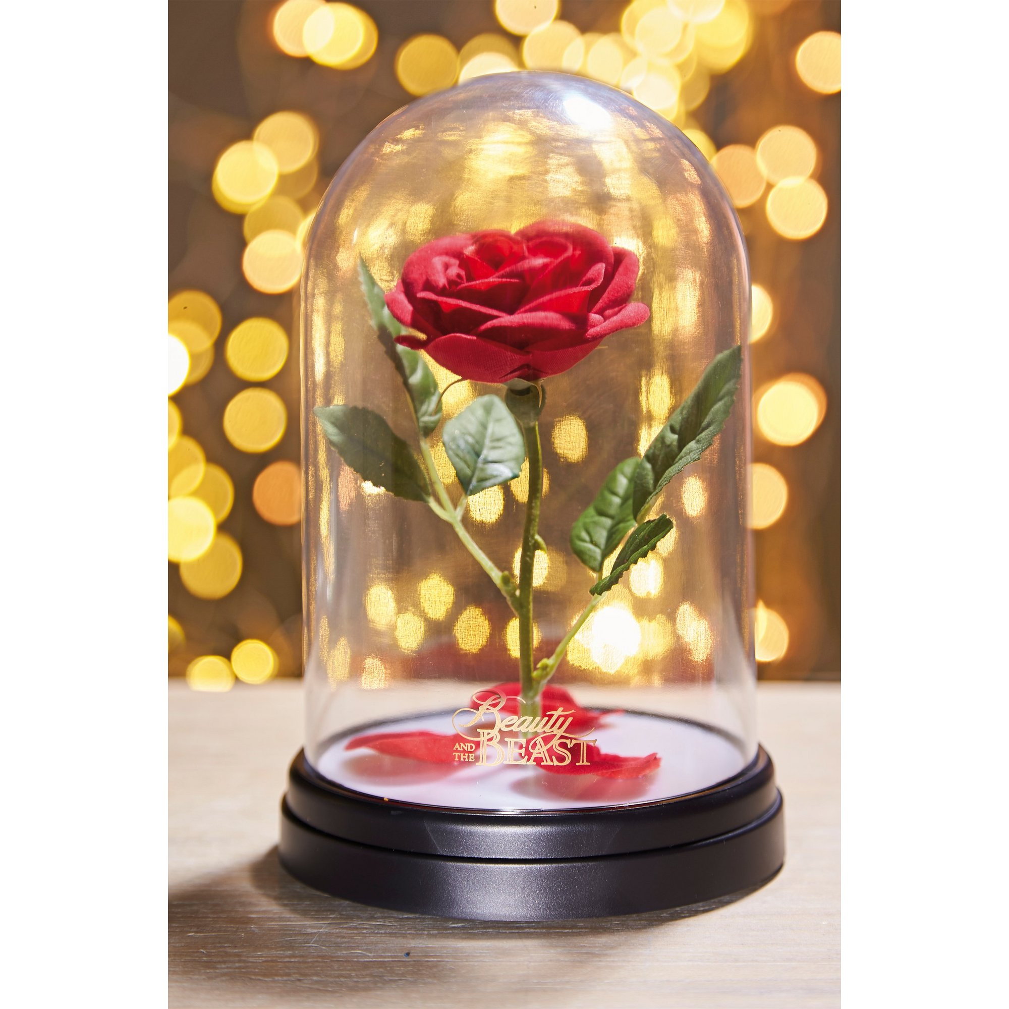 Image of Beauty and the Beast Enchanted Rose