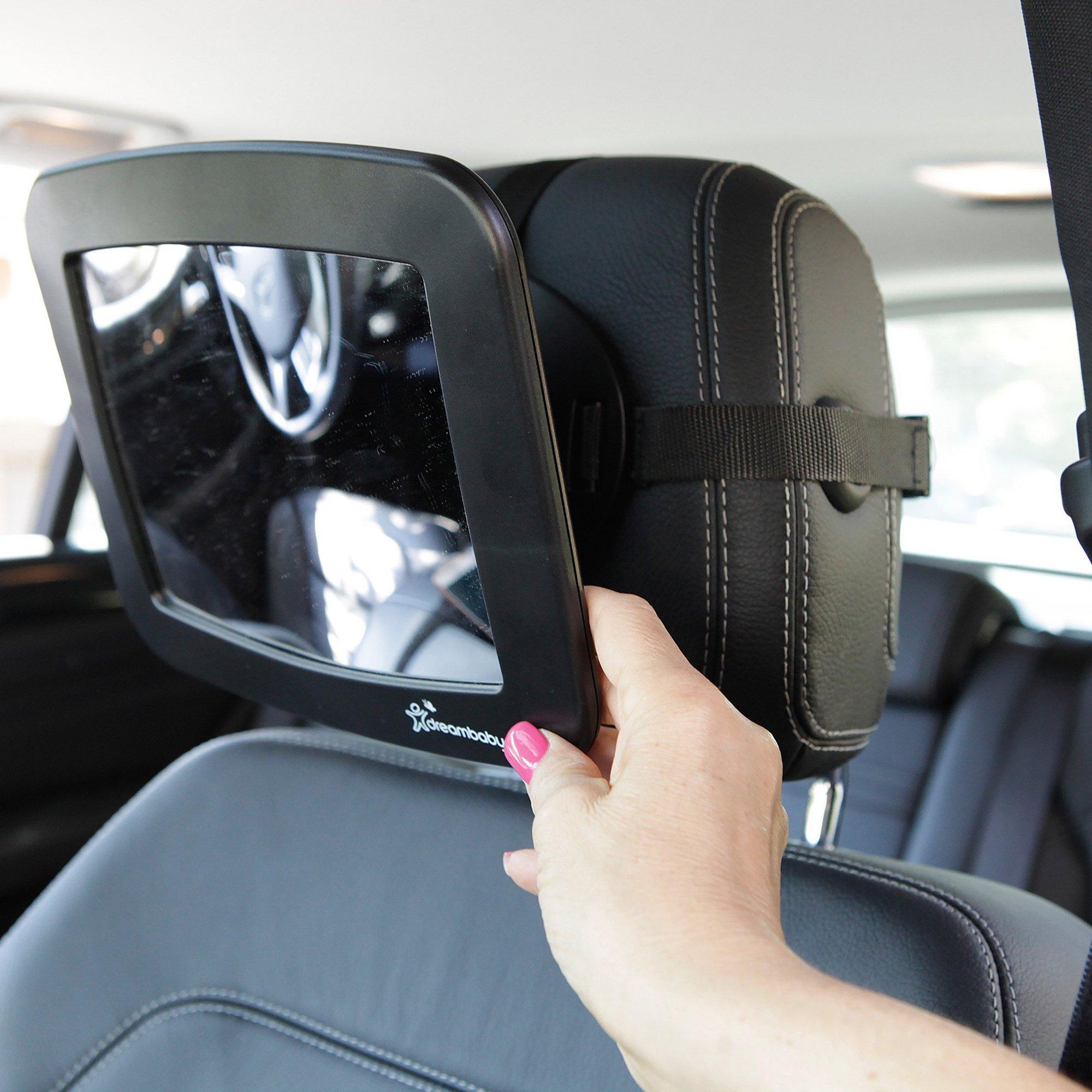 Image of Adjustable Backseat Mirror