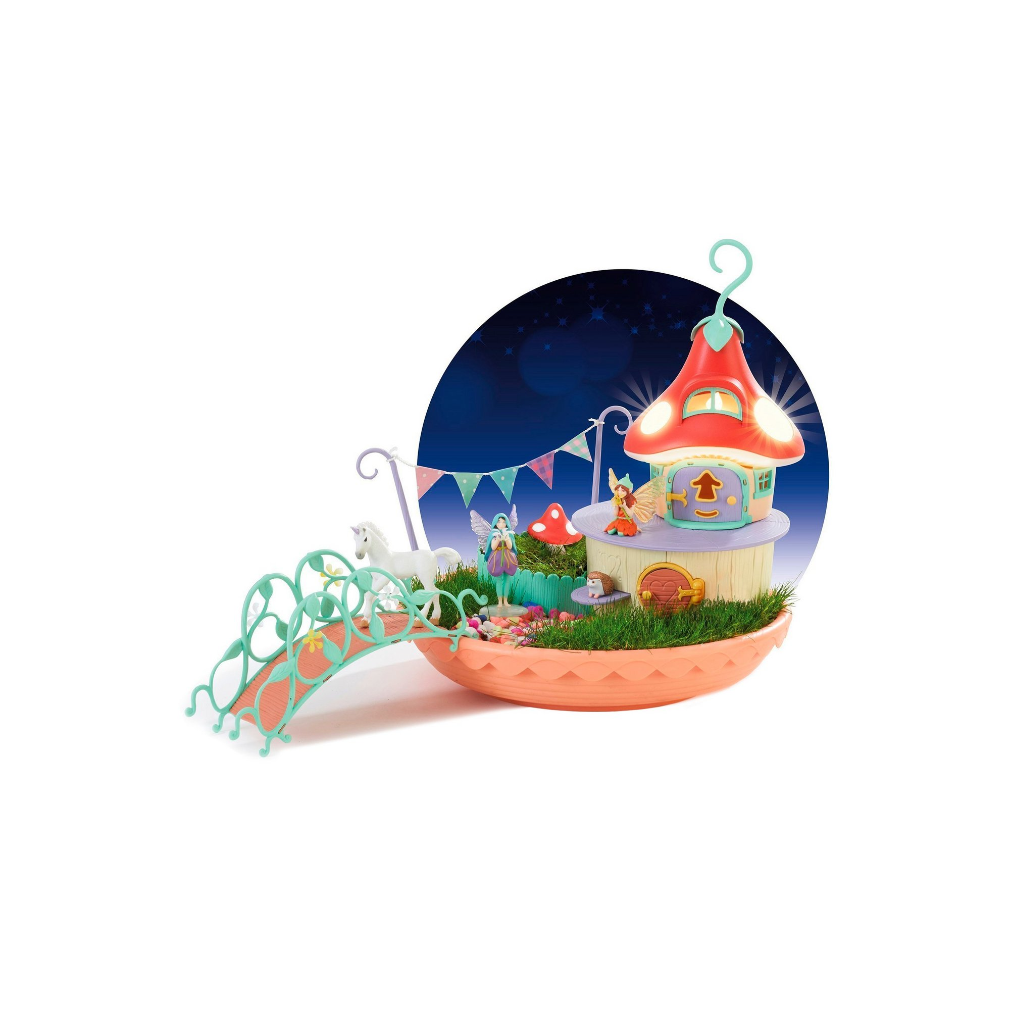 Image of My Fairy Garden Fairy Light Garden