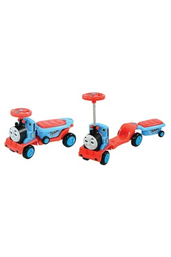Thomas and Friends 3in1 Scooter, Trailer and Ride On
