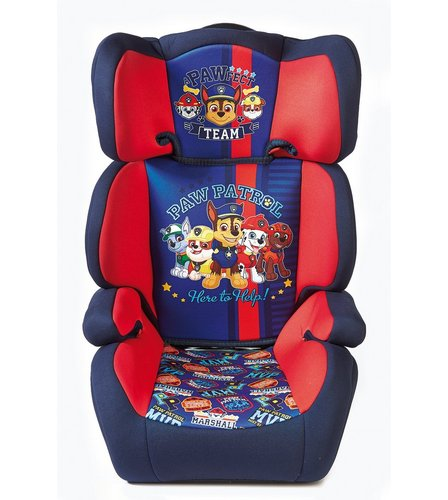 Image For Paw Patrol Car Seat And Accessories Pack Blue From Studio