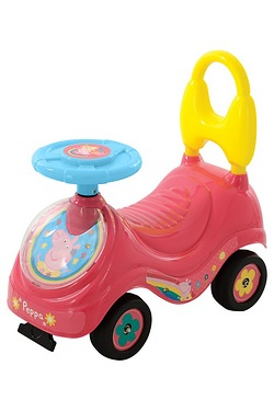 Peppa Pig My First Ride-On