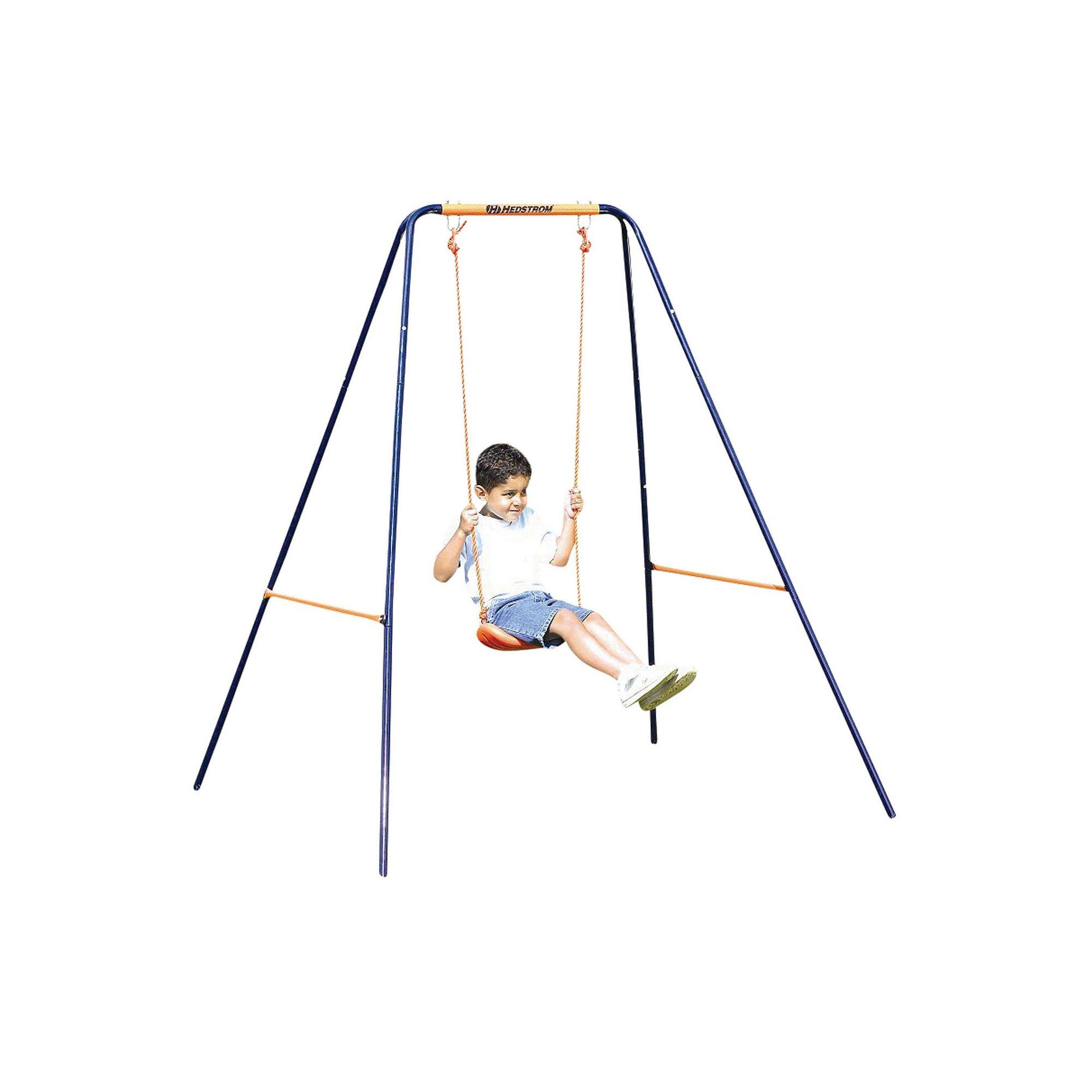 Image of Hedstrom Deluxe 2 in 1 Swing