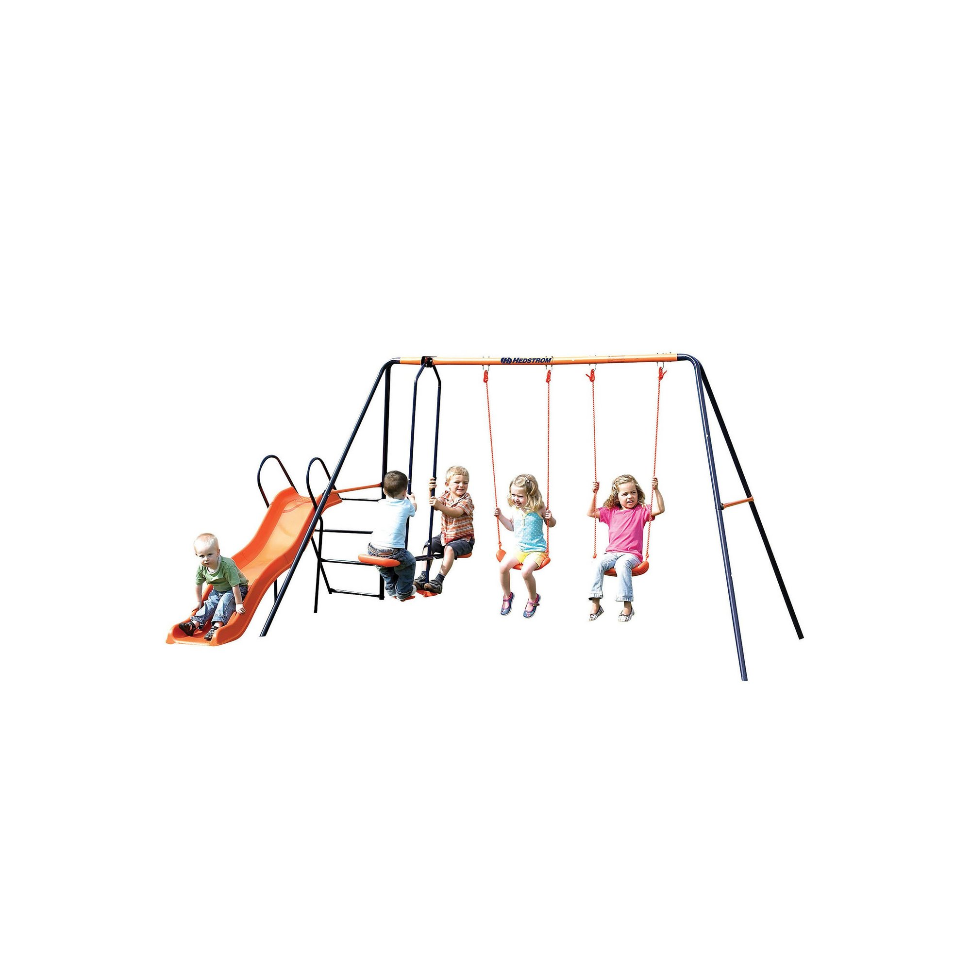 Image of Hedstrom Europa: 2 x Swing&#44 Glider and Slide