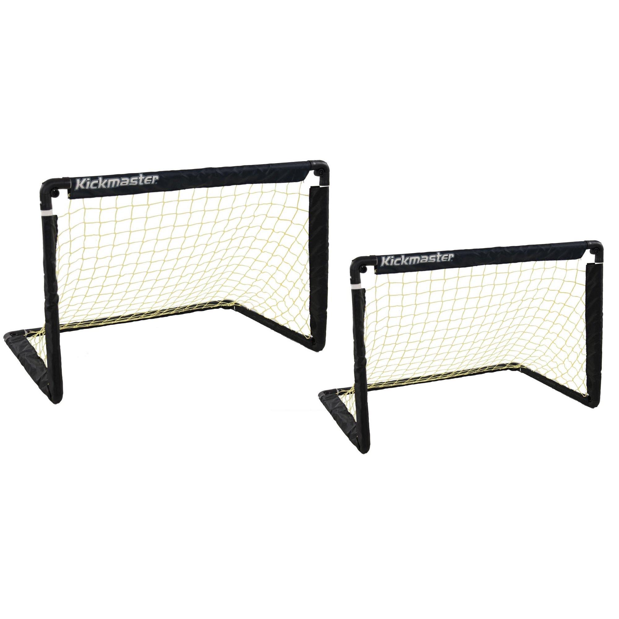 Image of Kickmaster One on One Folding Goal Set