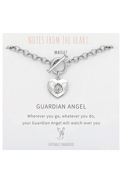 Notes From The Heart Guardian Angel Bracelet