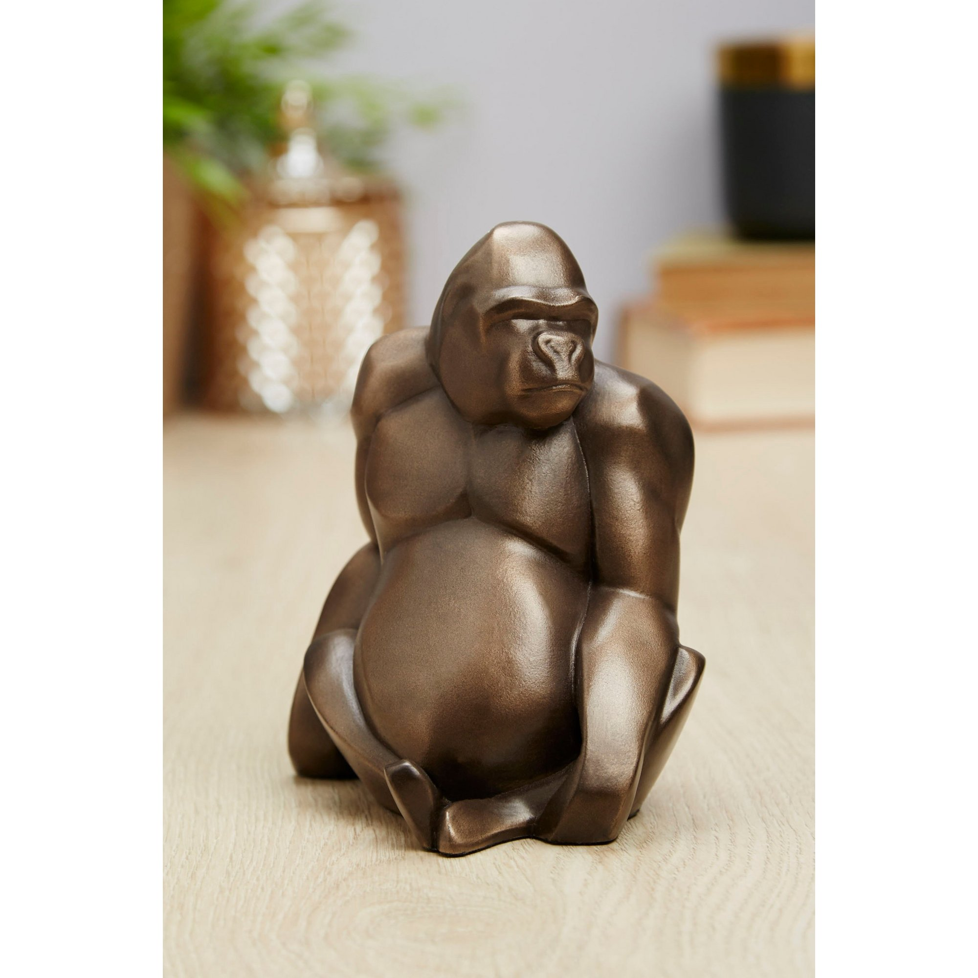 Image of Gorilla Figurine - Gallery Collection