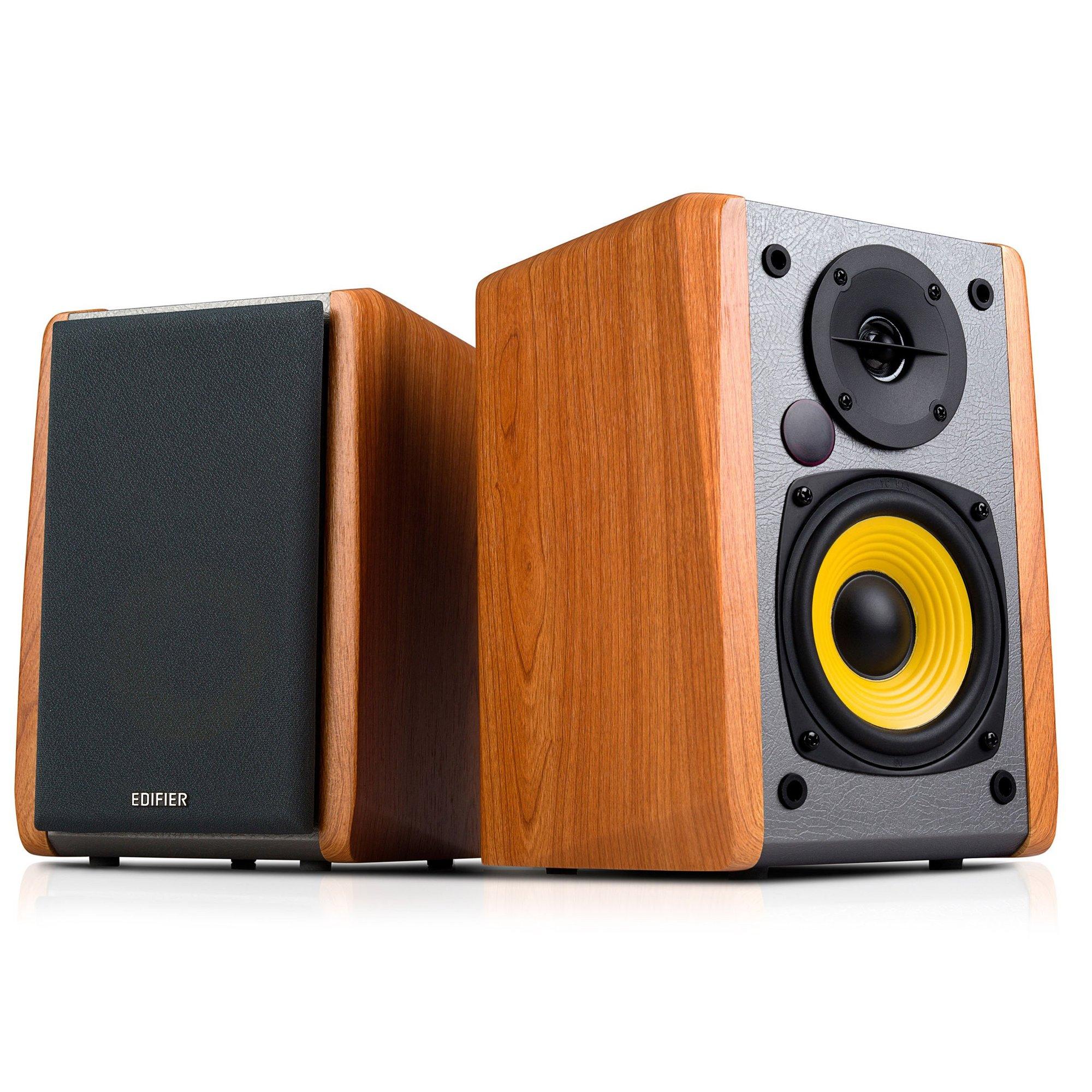 Image of Edifier Bookshelf Bluetooth Speaker Set