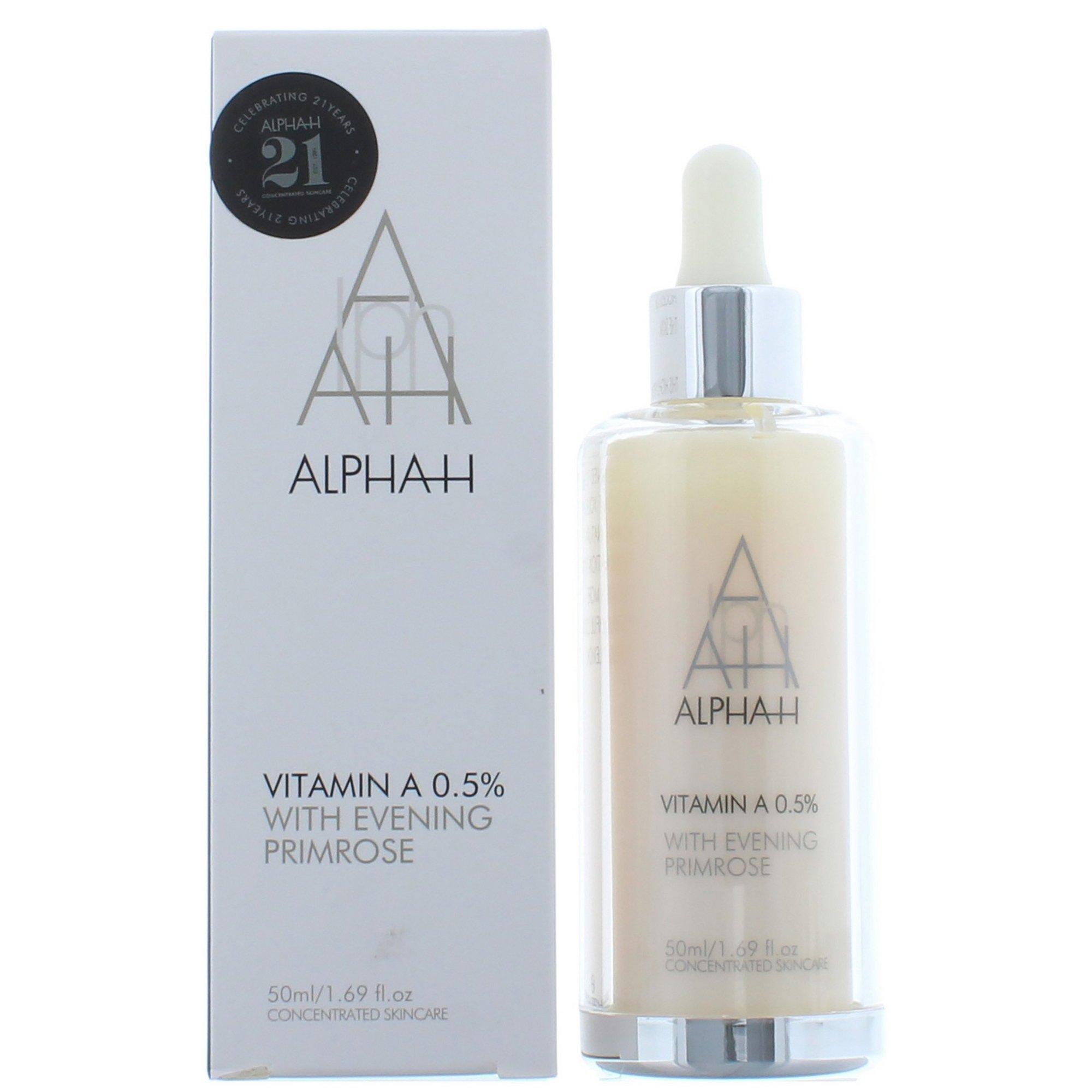 Image of Alpha H Vitamin A 0.5% Serum
