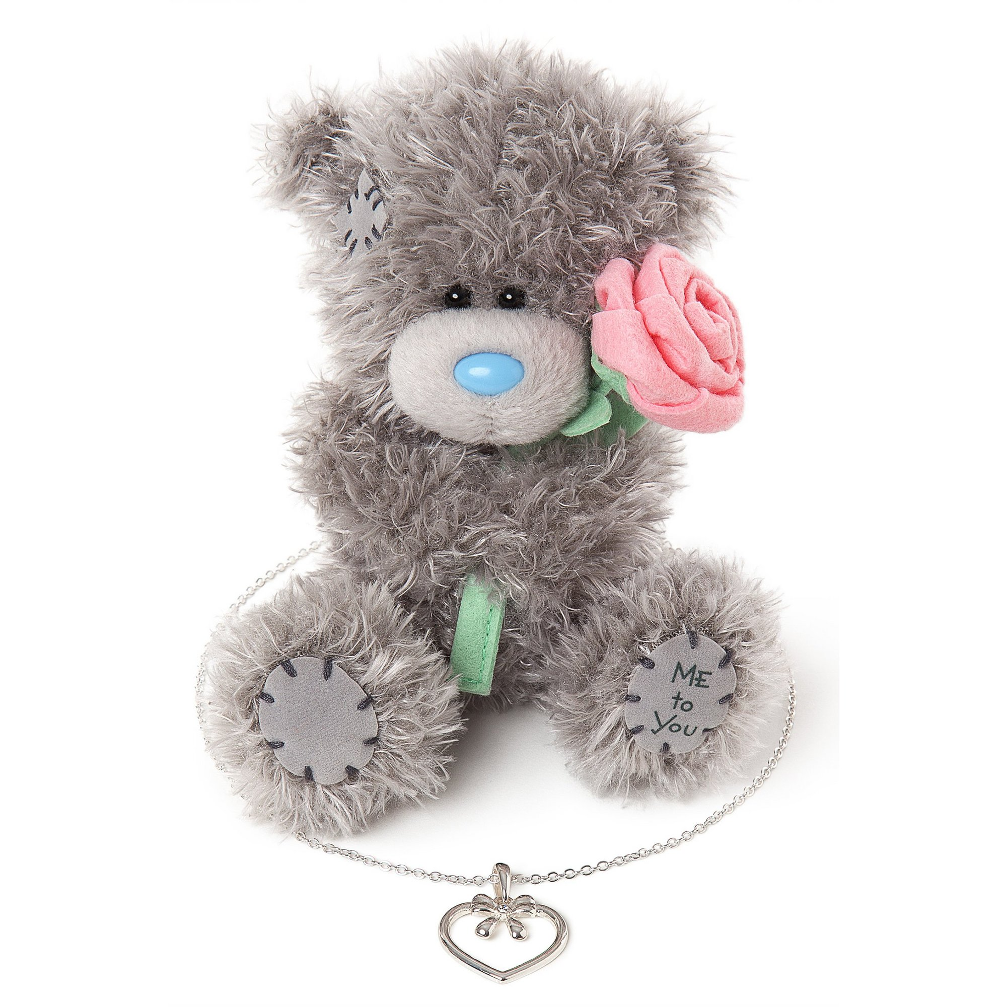Image of Me To You Bridesmaid Bear and Necklace Set