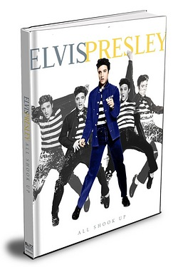Elvis Presley All Shook Up Book