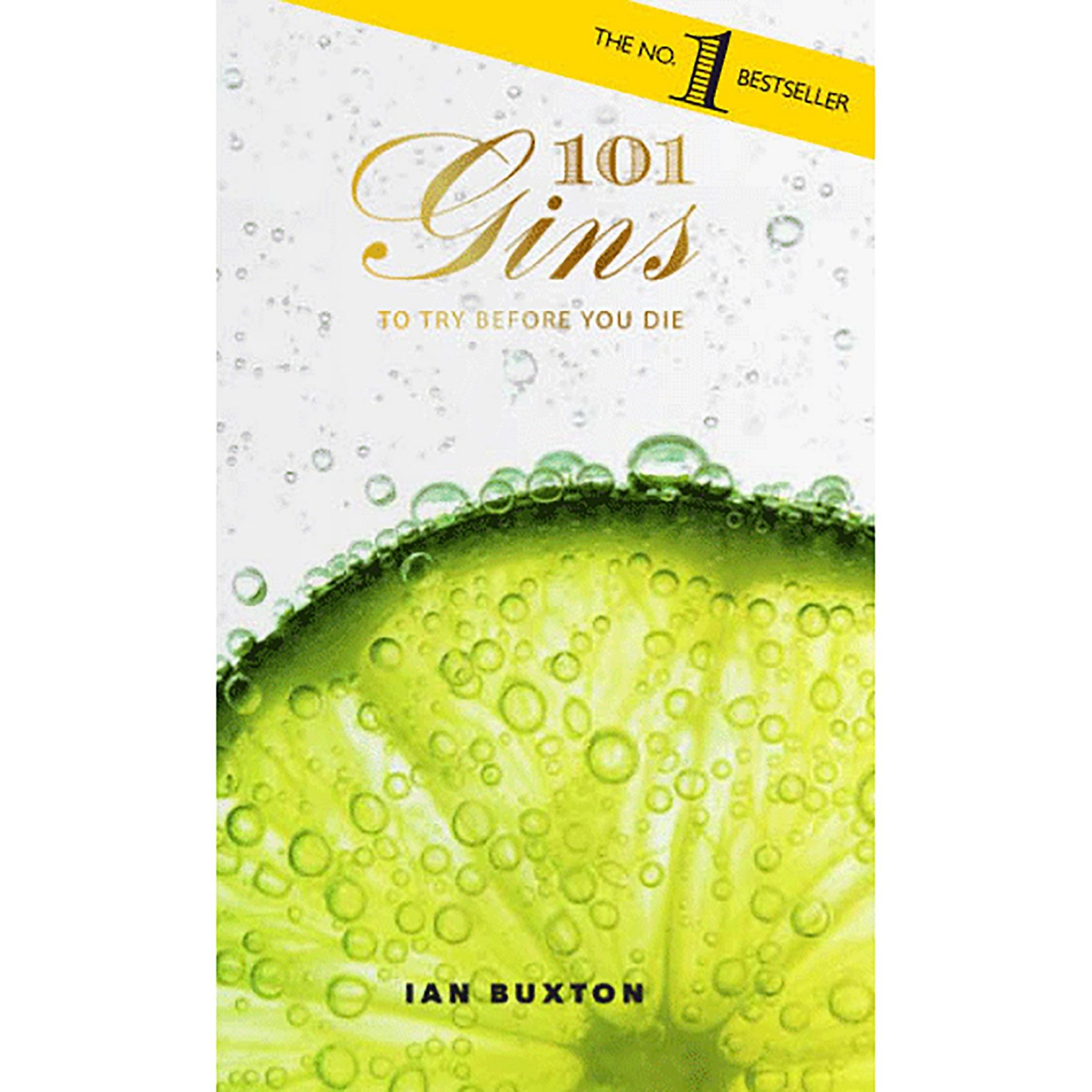 Image of 101 Gins: To Try Before You Die - Book