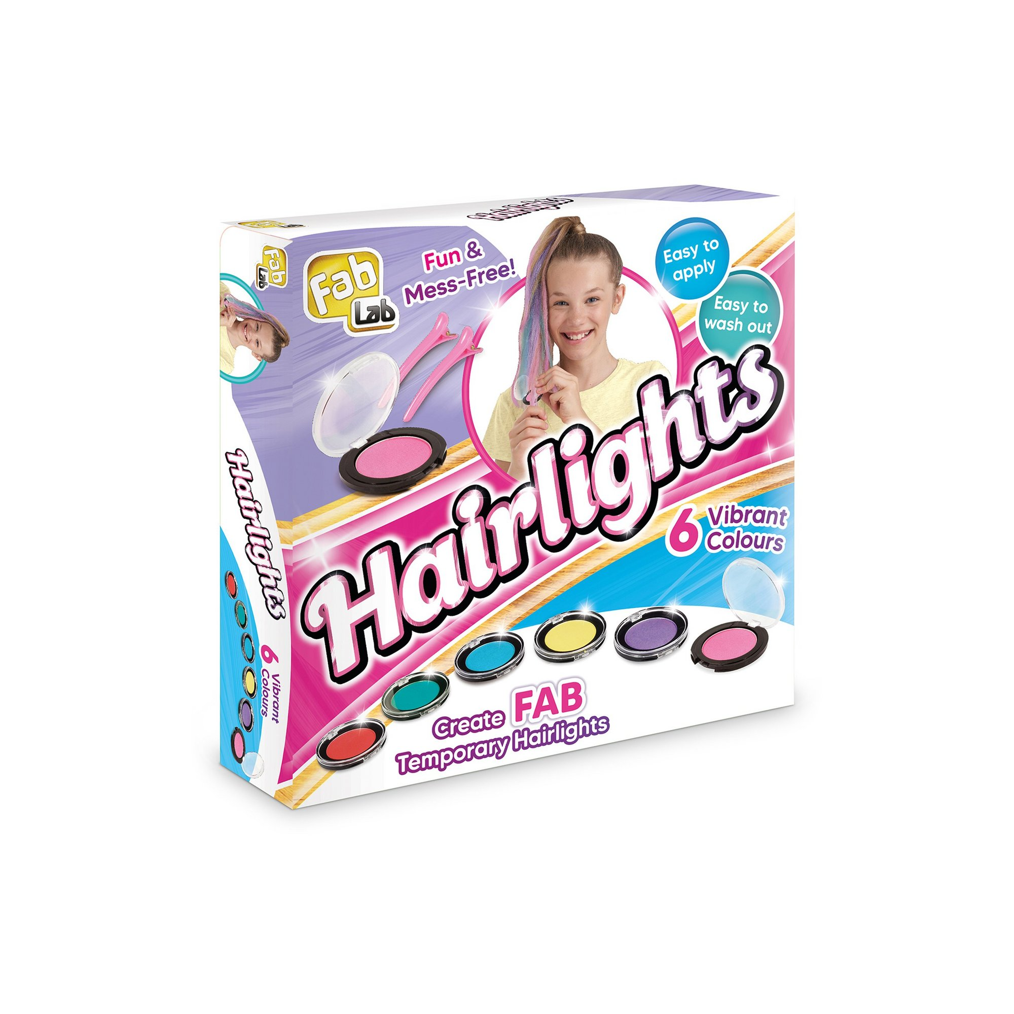 Image of Fab Lab Hairlights