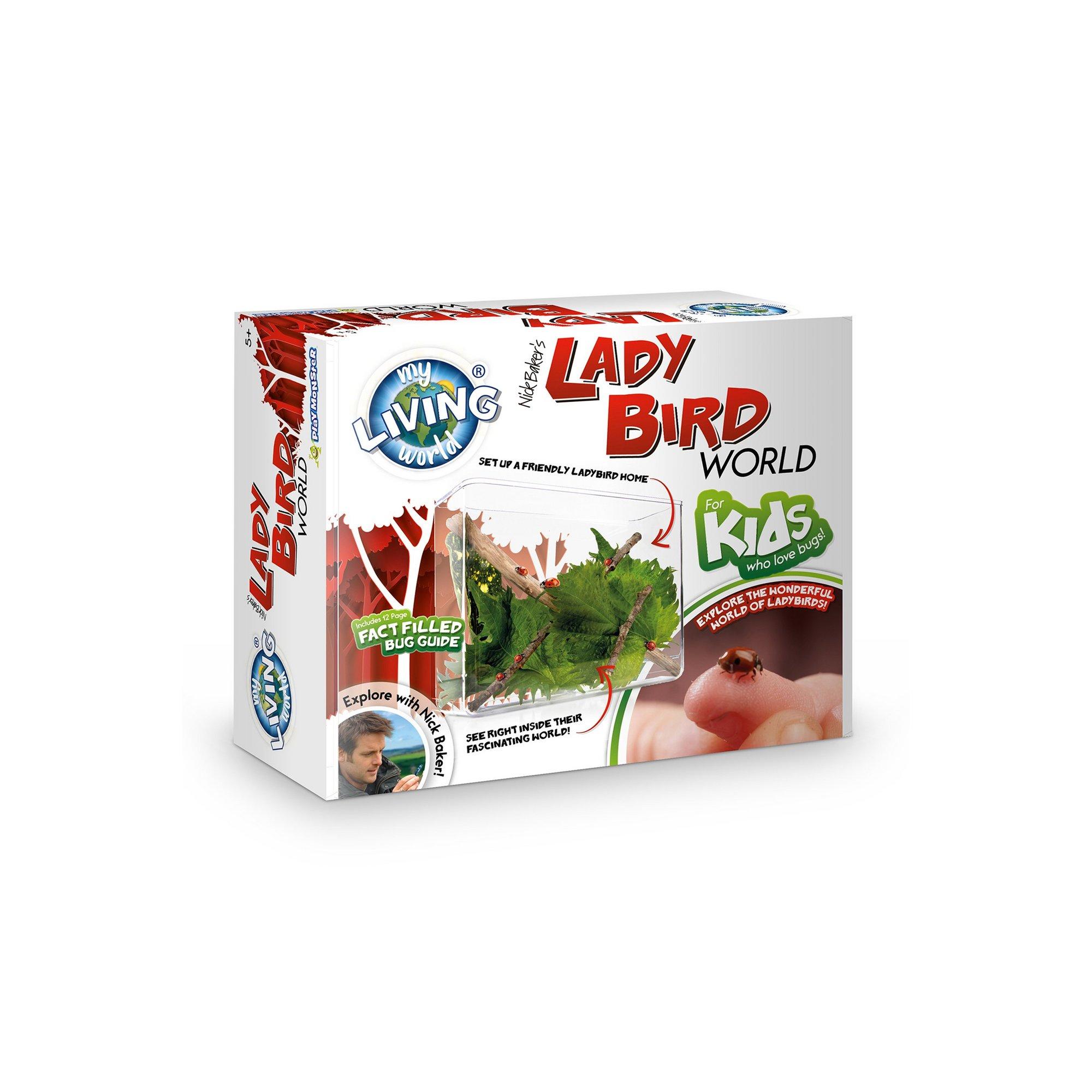 Image of My Living World Ladybird World