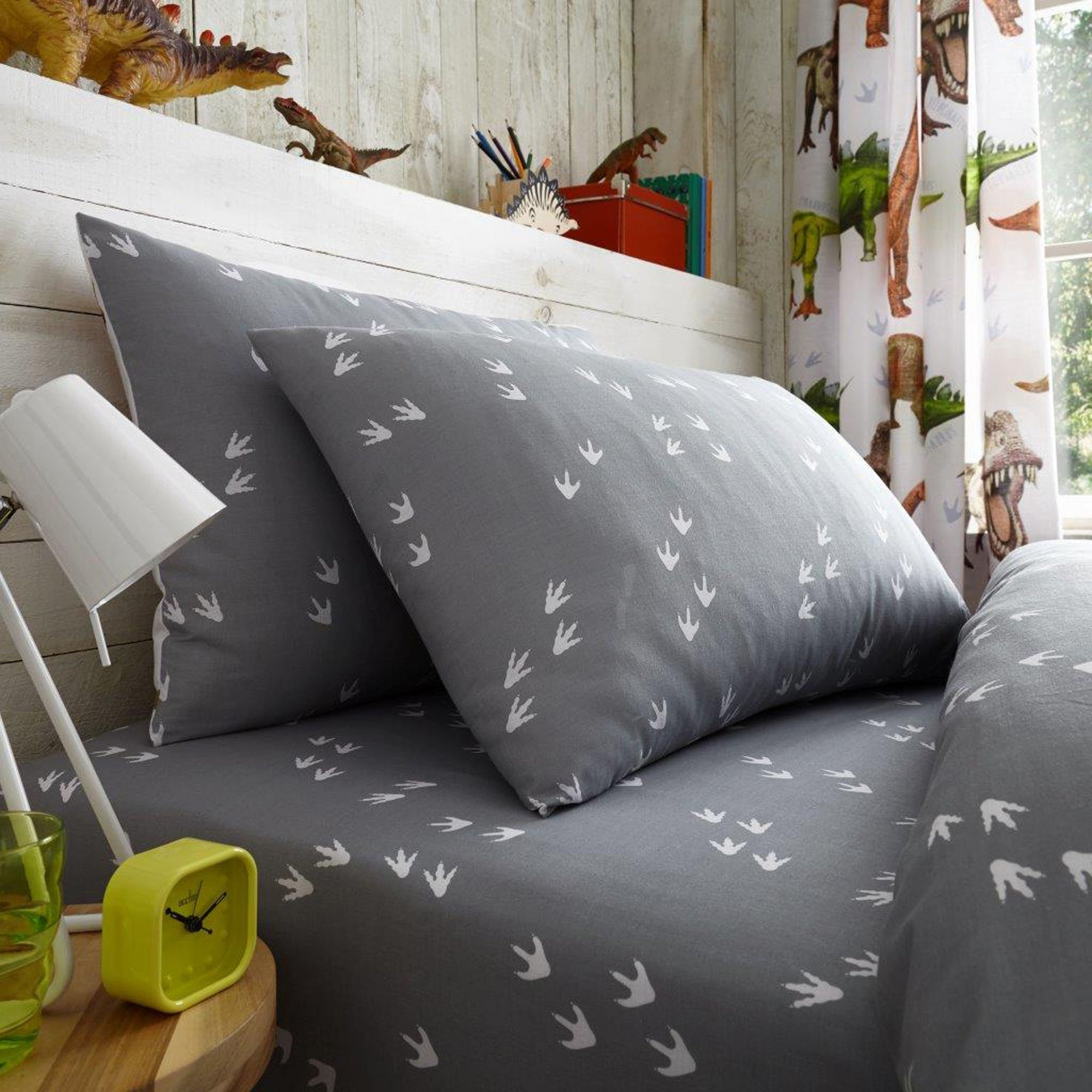 Image of Dinosaur Fitted Sheet