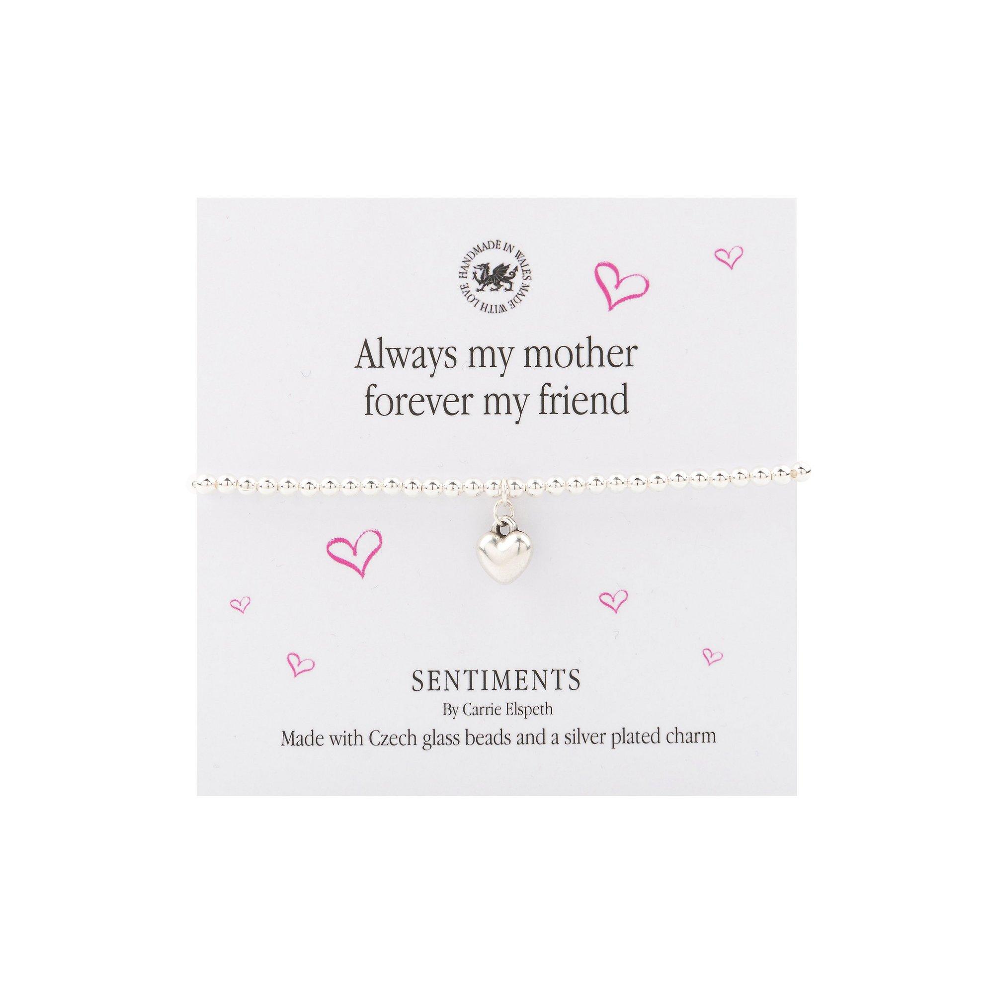 Image of Carrie Elspeth Always My Mother Bracelet