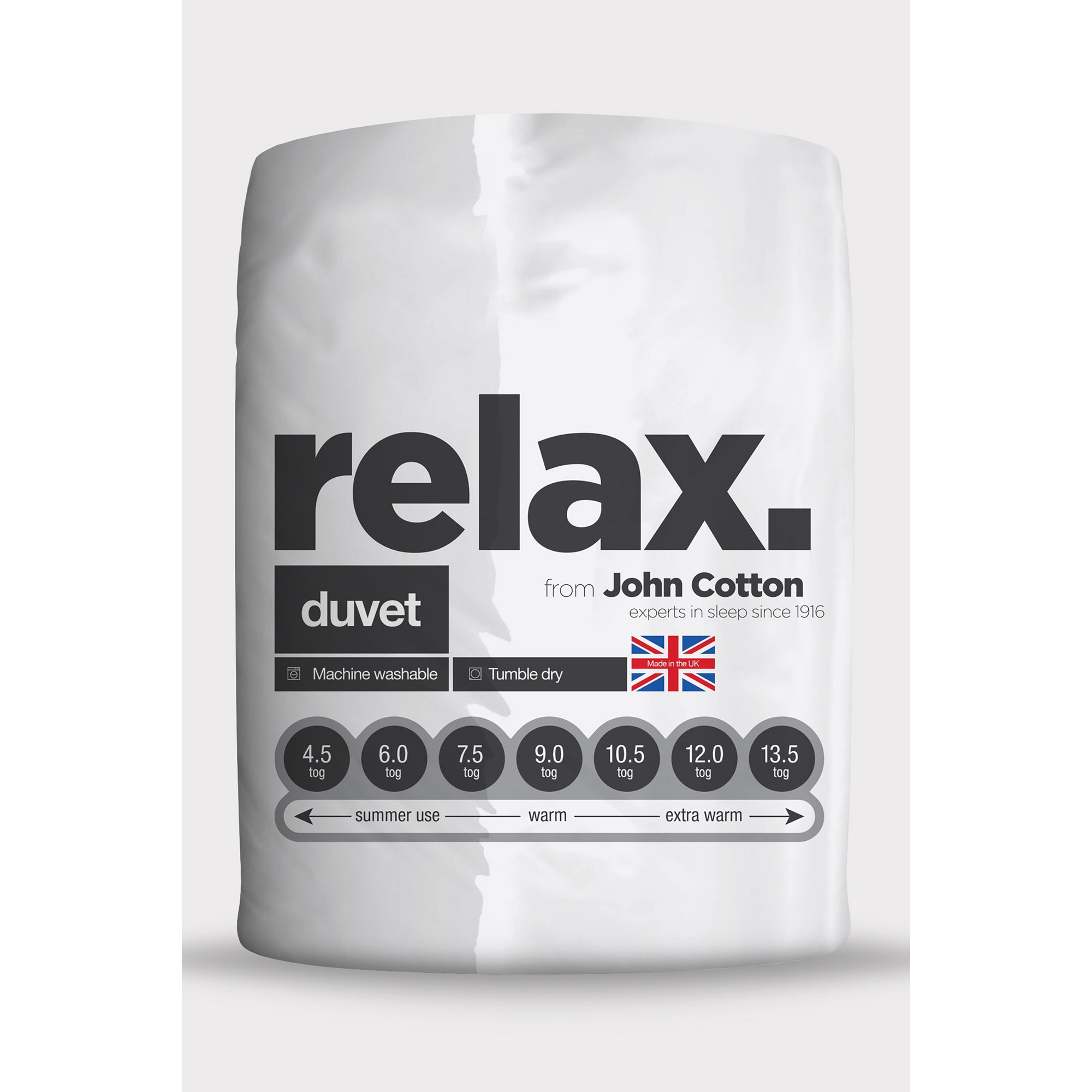 Image of Relax Duvet 4.5 Tog