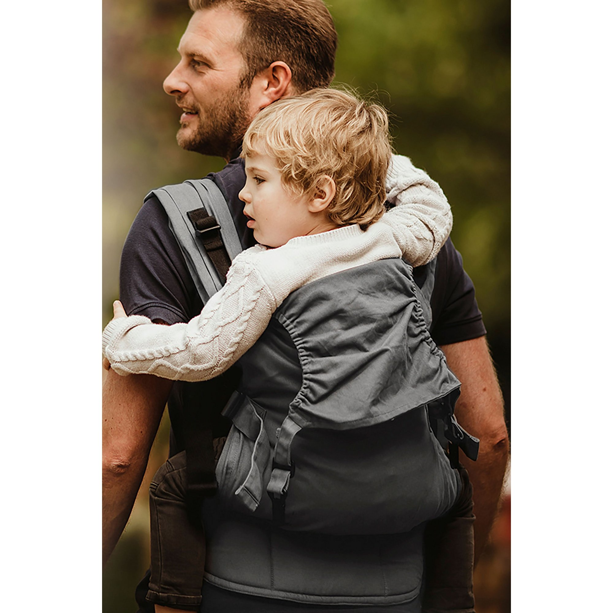 Image of Izmi Grey Baby Toddler Carrier