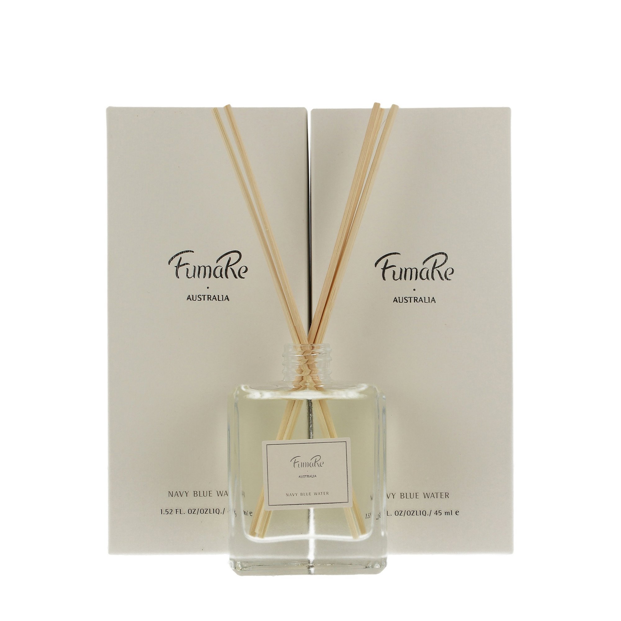 Image of Navy Blue Water Twin Pack Diffusers - BOGOF