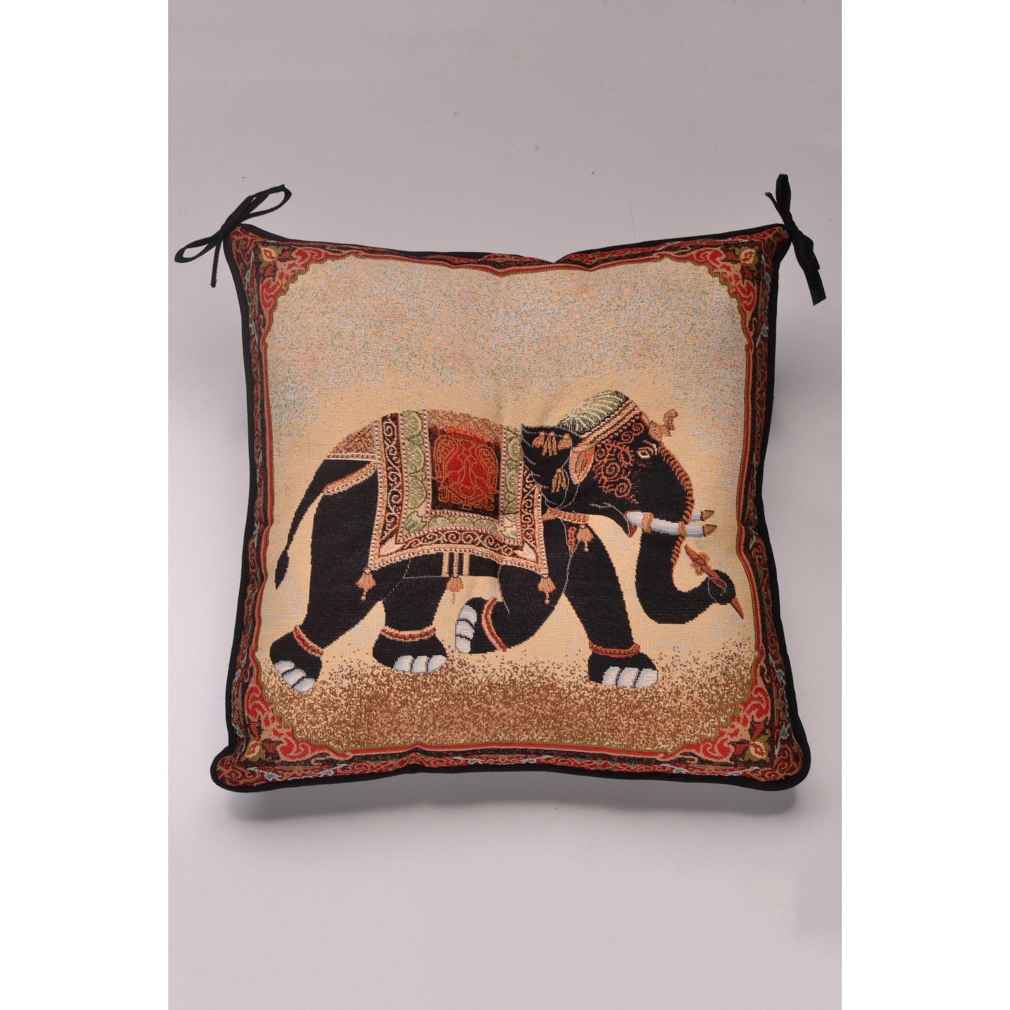 Image of Raj Tapestry Chunky Seat pad