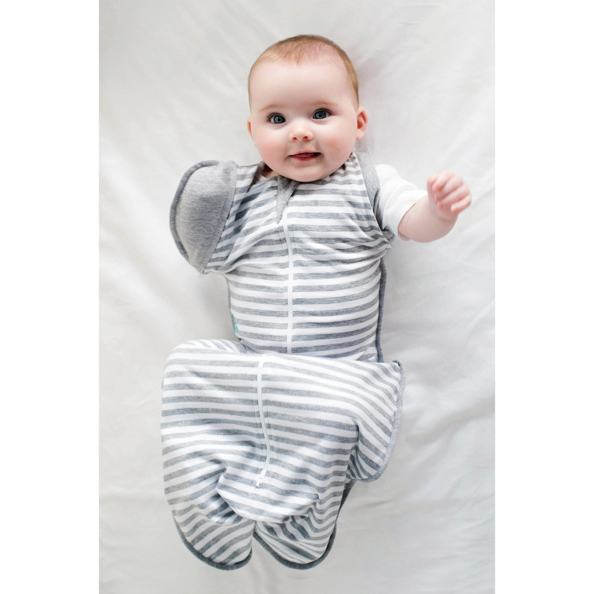 Image of Grey Love to Swaddle Up 50/50