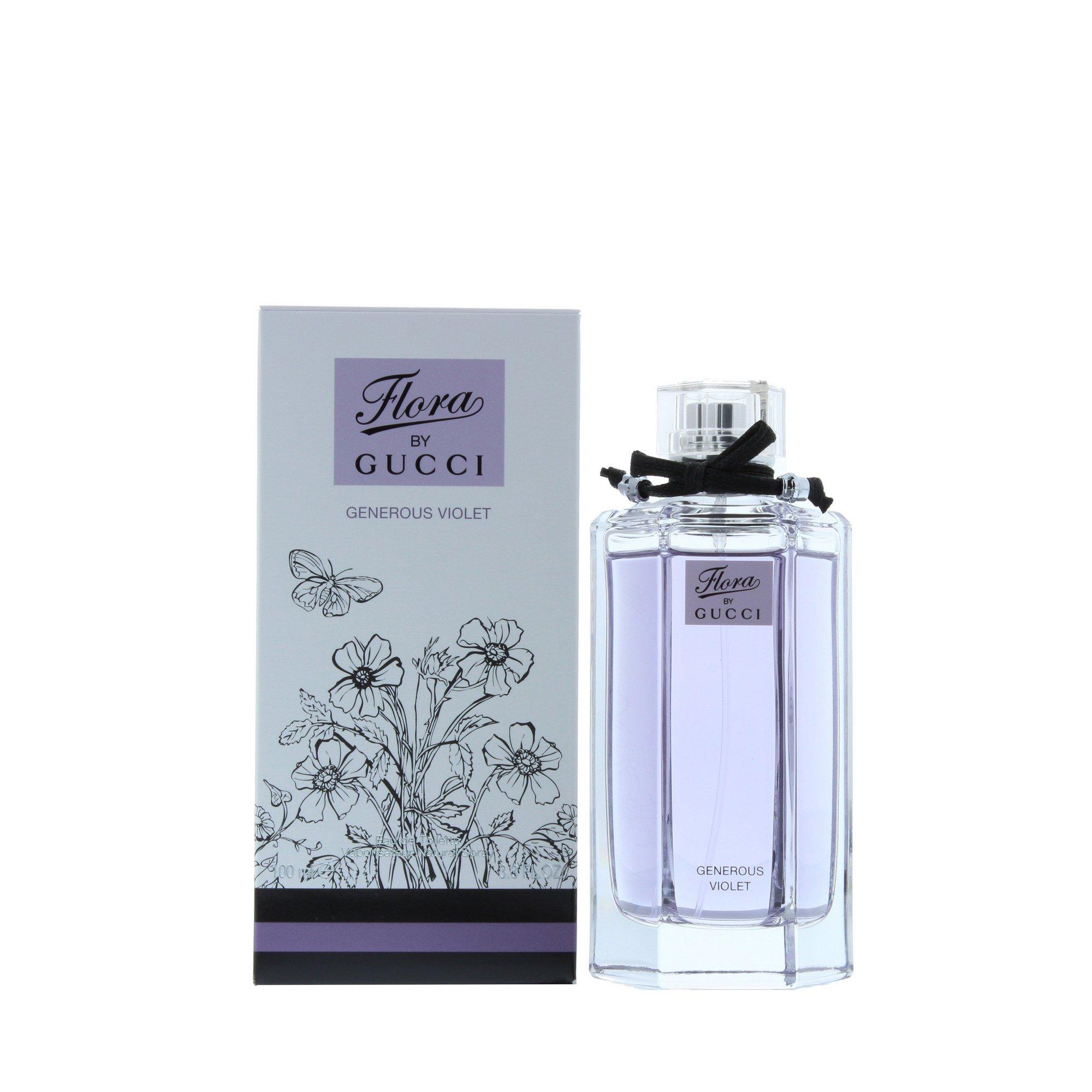 Image of Gucci Flora Generous Violet 100ml EDT
