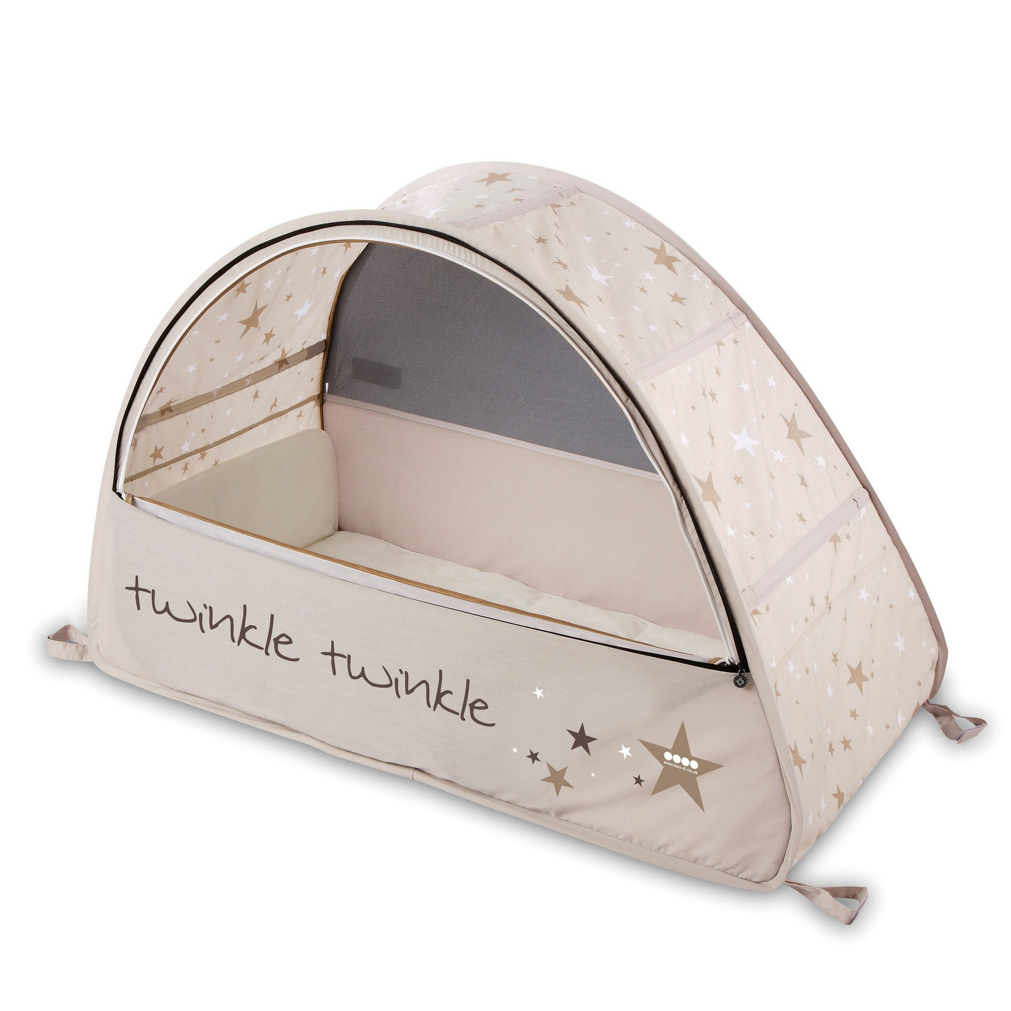 Image of Koo-di Sun and Sleep Pop-Up Travel Bubble Cot