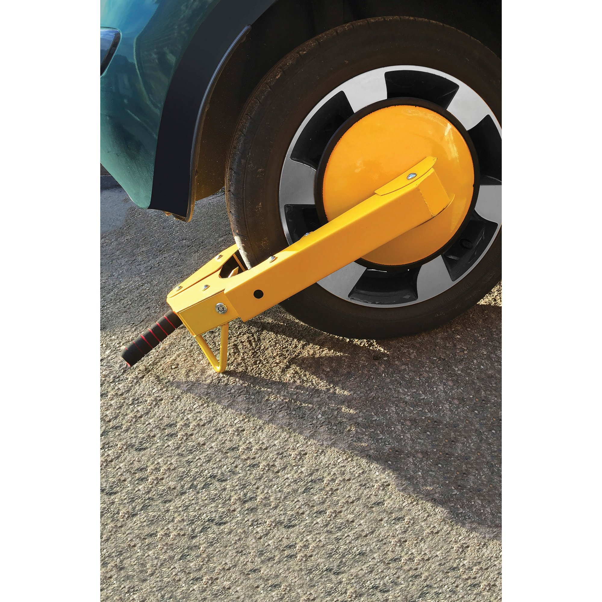Image of Full Face Wheel Clamp